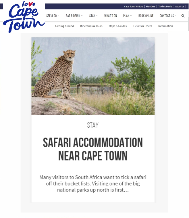 Safari_Accommodation_Near_Cape_Town